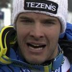 Innerhofer fährt mit viel Wut im Bauch beim Super-G in Kitzbühel auf Platz drei