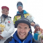 Das Skigebiet Speikboden feiert Christof Innerhofer