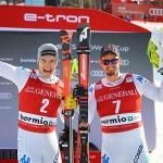 Dominik Paris und Christof Innerhofer wollen in Val d'Isère angreifen