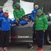 Italienische Speed-Damen blicken zuversichtlich nach Lake Louise