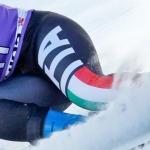 Italienischer B-Kader der Herren in Mals, Jasmine Fiorano wieder auf Skiern