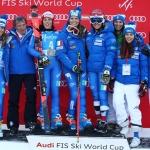 Olympia 2018: Italienische Skidamen liebäugeln beim Riesenslalom mit einer Olympiamedaille 2018