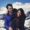Carlo Janka und seine Freundin Jenny erwarten ein Kind