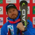 Kjetil Jansrud mit Tagesbestzeit beim 2. Abfahrtstraining in Kvitfjell