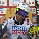 Abfahrtsweltmeister Kjetil Jansrud mit Tagesbestzeit beim 1. Abfahrtstraining in Soldeu