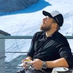 Kjetil Jansrud genießt das Trainingslager auf dem Stilfser Joch in vollen Zügen