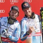 Hohe Auszeichnung für Kjetil Jansrud und Aksel Lund Svindal