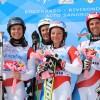 Die Schweiz holt sich am Team Event die Bronzemedaille – Italien jubelt über Silbermedaille