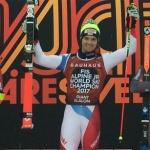 Junioren WM 2017: Zweites Gold für Loïc Meillard