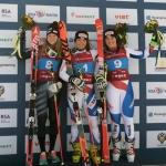 Swiss Ski News: Gold und Bronze im WM-Junioren Riesenslalom der Damen