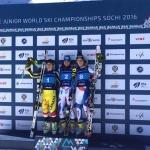 Swiss-News Junioren WM: Marco Odermatt holt Bronze in Sochi