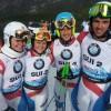 Alpine Junioren WM Jasna, Teamevent: Das Swisscom Junior Team gewinnt Silber!