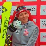 Elisabeth Kappaurer ist Österreichische Riesenslalom Meisterin