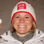Denise Karbon startet im Europacup