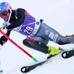 Kaspar und Mohagen haben im Slalom die Nase vorn