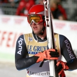 Stephan Keppler Dritter beim Super G in La Parva (Chile)
