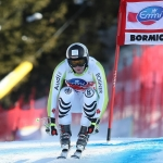 Stephan Keppler Schnellster beim 1. Abfahrtstraining in Bormio