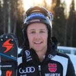 David Ketterer verpasst knapp das Podium bei NorAm Slalom in Copper Mountain