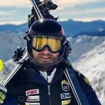 Alexander Khoroshilov ist längst kein Ski-Exot mehr