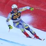 Aleksander Aamodt Kilde Schnellster beim 2. Abfahrtstraining auf der Saslong