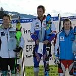 Europacup Slalom der Herren in Kirchberg in Tirol: Franzose Steven Theolier holt sich Sieg am Sonntag