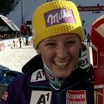 Michaela Kirchgasser gewinnt Slalom in Kranjsk Gora