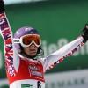 Michaela Kirchgasser gewinnt Slalom beim Skiweltcup Finale in Schladming