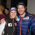 M-Sport aus Dornbirn: Jubiläumsfeier mit Stars aus dem Skizirkus