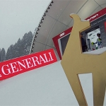Nicht nur Beat Feuz freut sich auf das neue Starthaus in Kitzbühel