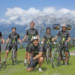 """Hans Knauß Alpin Pro Team"" zieht positive Zwischenbilanz"