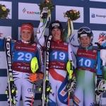 Swiss Ski News:  Aline Danioth ist Junioren Weltmeisterin