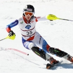 Schweizerin Rahel Kopp zieht sich Kreuzbandriss im Slalomtraining zu.