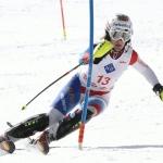Swiss-Ski-Girl Rahel Kopp wird langsam top
