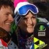 Das schönste Neujahrsgeschenk für Janica Kostelic: Oscar ist da!!!