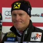 Ivica Kostelic gewinnt Slalom in Adelboden