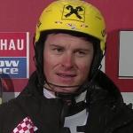 Ivica Kostelic führt nach dem 1. Durchgang beim Nachtslalom in Flachau