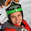 Christoph Krenn drehte beim 2. Europacup-Super-G auf der Reiteralm den Spieß um