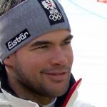 Vincent Kriechmayr mit Tagesbestzeit beim Abschlusstraining für die Olympia-Abfahrt