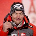 SKI WM 2019: Vincent Kriechmayr holt Silber-Medaille bei WM-Super-G