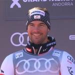 Vincent Kriechmayr setzt im Ushuaia-Training auf den Riesenslalomschwung