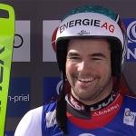 Vincent Kriechmayr feiert Heimsieg beim Super-G von Hinterstoder