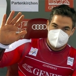 Vincent Kriechmayr führt beim Super-G von Garmisch-Partenkirchen ÖSV-Doppelsieg an