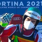 Ski-WM 2021: Vincent Kriechmayr schnappt sich auf der Vertigne die WM-Super-G-Goldmedaille