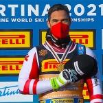 Ski WM 2021: Vincent Kriechmayr ist Super-G Weltmeister 2021