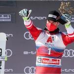 Ski Weltcup Saalbach: Vincent Kriechmayr holt sich den Sieg in der Abfahrt.