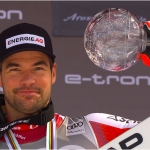 Der Super-G Weltcupsieger der Ski Weltcup Saison 2020/21 heißt Vincent Kriechmayr