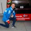 Henrik Kristoffersen freut sich über eigene Gondel am Hahnenkamm