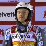 Henrik Kristoffersen am Montag zu Gast bei Servus TV