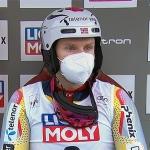 Henrik Kristoffersen hat die Halbzeitführung beim 2. Slalom von Chamonix inne – Final-Durchgang 12.30 Uhr