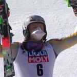 Henrik Kristoffersen feiert mit dem Sieg im 2. Slalom von Chamonix eine Wiederauferstehung